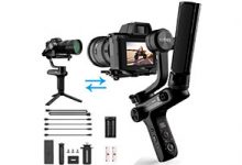 Photo of 5 Best Camera Gimbal Stabilizers on the Market in 2020 Reviews