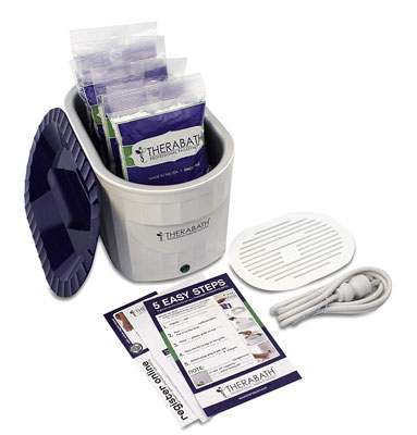 5. Therabath Professional Thermotherapy Paraffin Bath