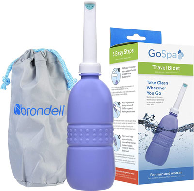 1. Brondell GoSpa Travel Bidet GS-70
