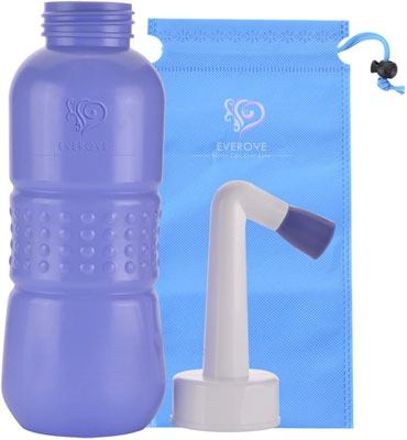 8. EVEROVE Travel Bidet Bottle