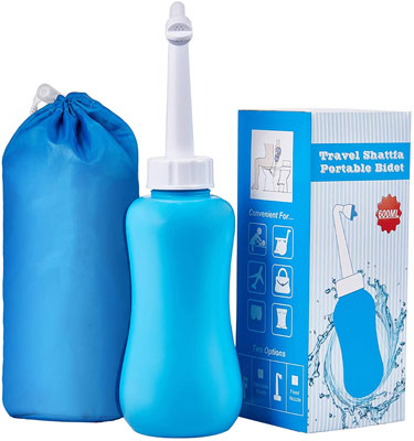6. TECHASE Travel Bidet