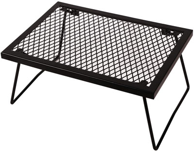 CAMPMAX Outdoor Cooking Grate with Lock