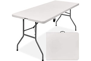 Photo of 10 Best Folding Tables 2021 [Reviews & Buying Guide]